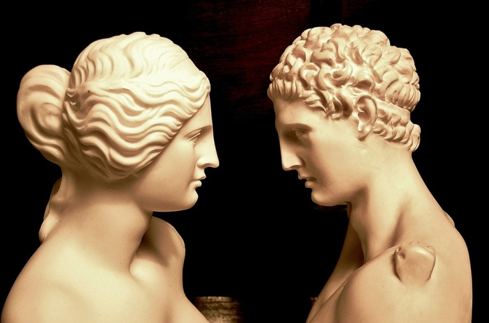 hermes and aphroditi